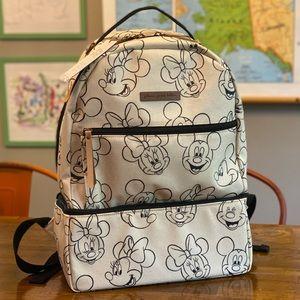 Disney Petunia Pickle Botton Axis Backpack Bag EUC